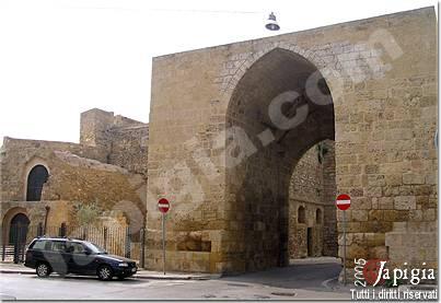 il castello di brindisi