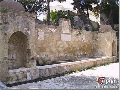la fontana di tancredi
