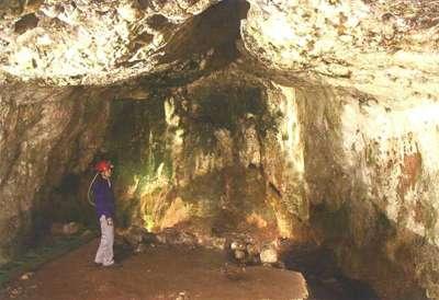 grotta della trinità