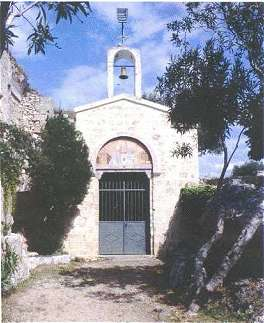 grotta del crocefisso - ruffano - lecce