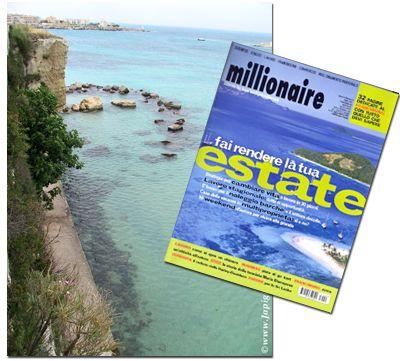 articolo su millionaire