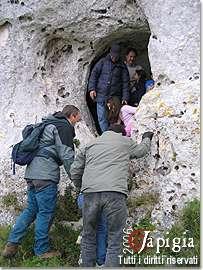 trekking a cerfignano