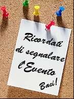 Segnala un evento!