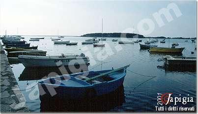 il porto di porto cesareo