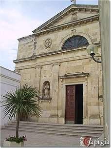 la Chiesa dedicata a S. Giorgio