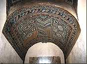I mosaici interni
