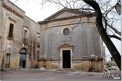 Giuliano, la Chiesa