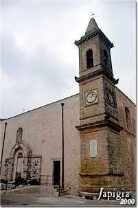 Giuliano: Torre dell orologio