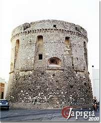 salignano, antica torre di guardia