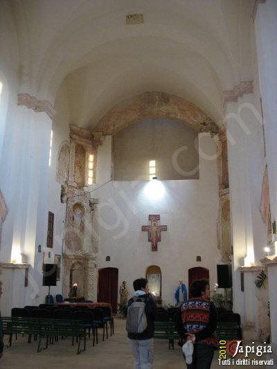 La chiesa di santa maria di casole