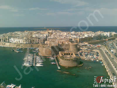 Gallipoli panoramica
