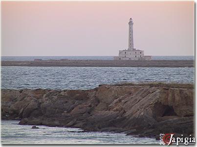 Isola di Sant Adrea vista dai bastioni