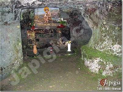 la cripta di san giovanni