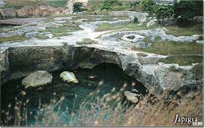 Roca Vecchia: antico pozzo (1999)