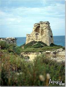 Roca Vecchia: antica torre (1999)