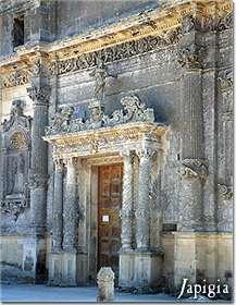 melpignano: il convento degli agostiniani (1999)