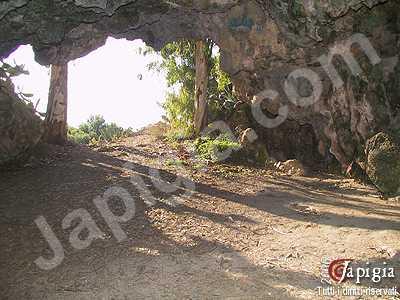 grotta capelvenere a santa caterina di nardò