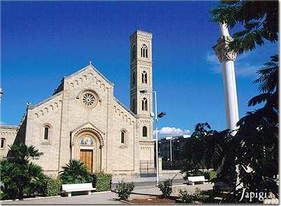Parabita: Santuari della Madonna della Coltura
