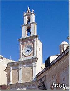 Parabita torre dell orologio