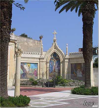 San Pietro in Lama: il Calvario (2002)