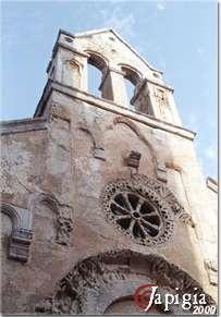 soleto, la chiesetta di santo stefano