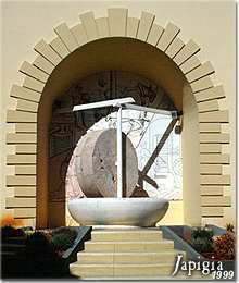 Tuglie: monumento (1999)