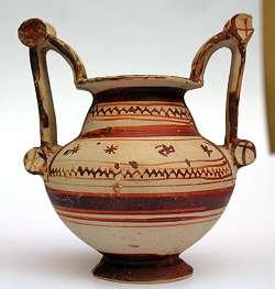 collezione colosso trozzella del v secolo a. c.