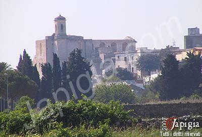 la cattedrale di ugento