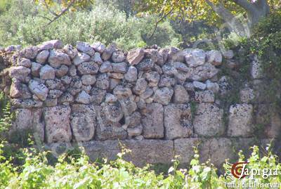 antiche mura messapiche