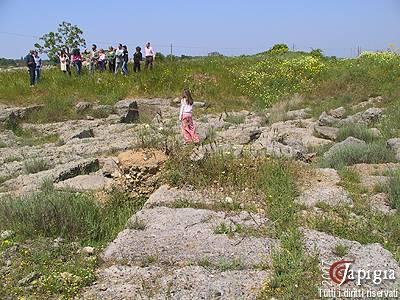 antica necropoli