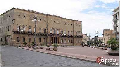 manduria, palazzo imperiali